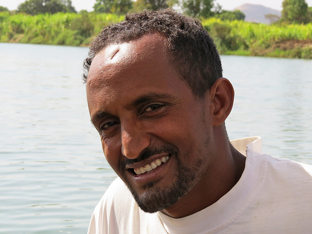 Ethiopian men attractive